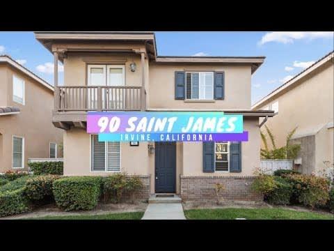 [FOR SALE] 90 Saint James, Irvine video preview
