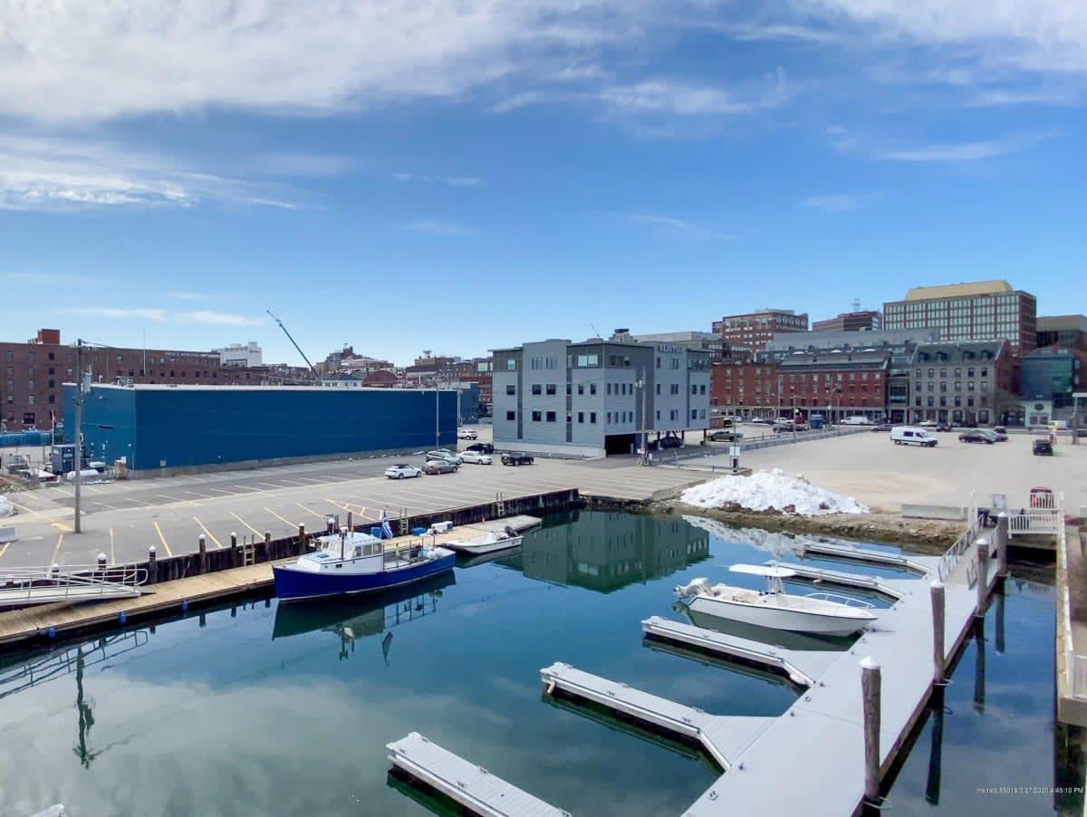 606 Chandlers Wharf, Unit 606