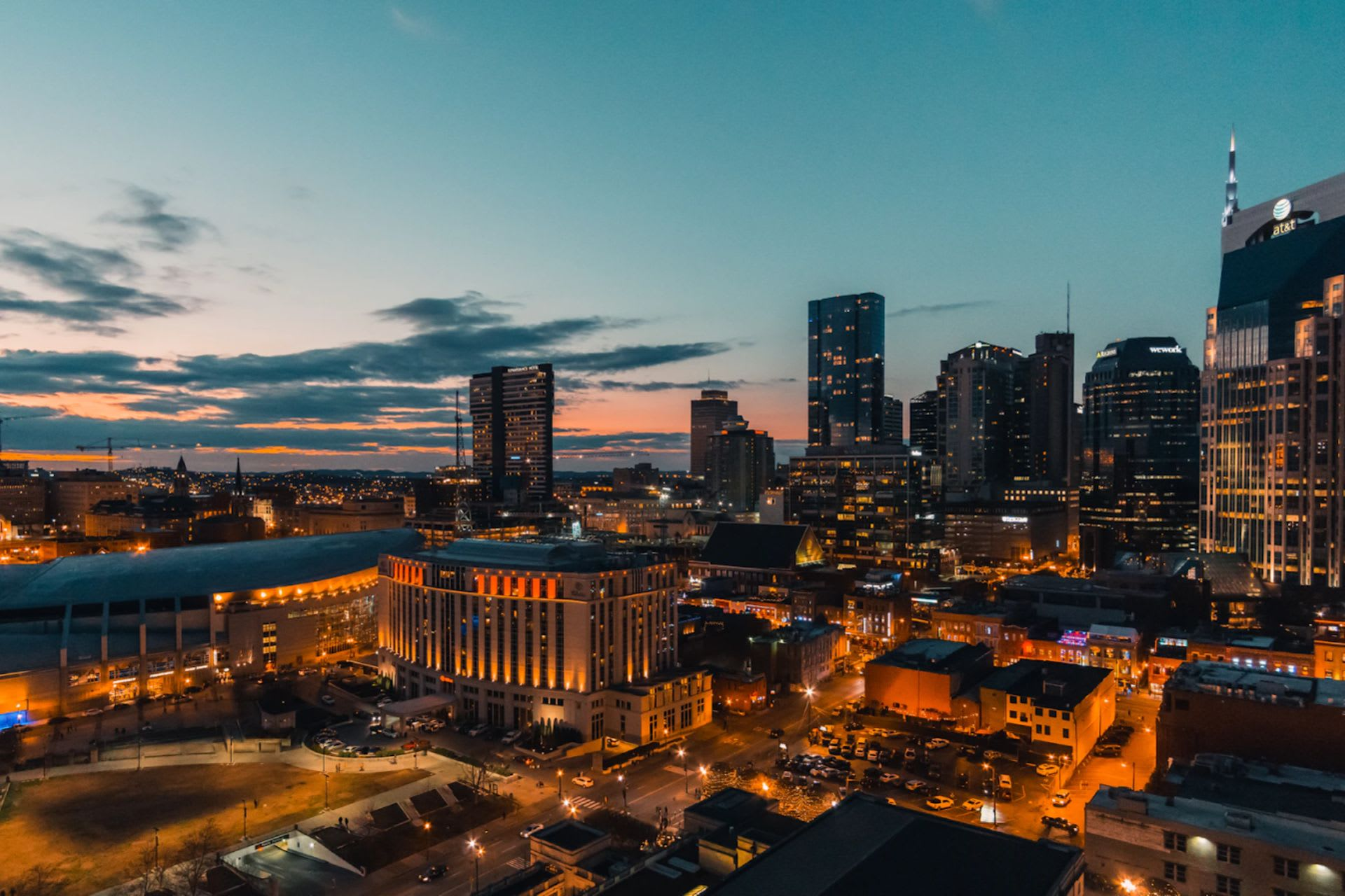 Reasons Young Professionals Love Nashville