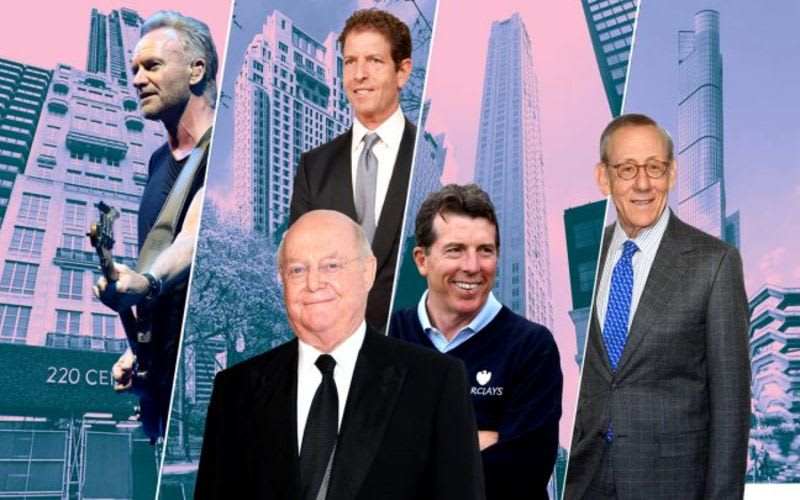 """Serial Buyers Trade """"old"""" Condos For New On Billionaires' Row"""