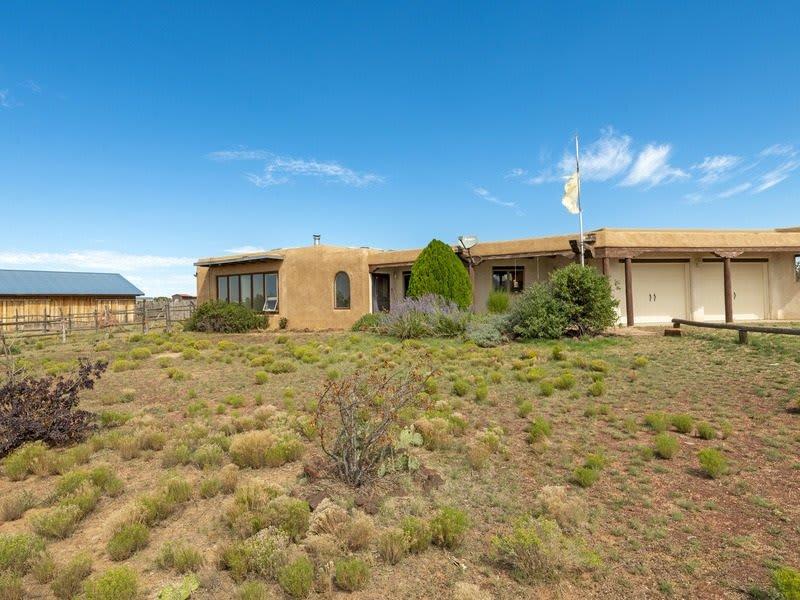 Santa Fe Horse Property