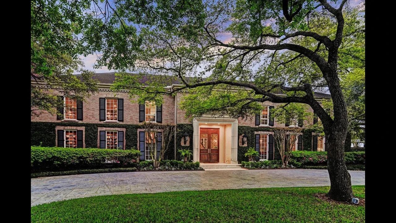 3195 Inwood, Houston, Texas - Walter Bering, Houston Realtor video preview