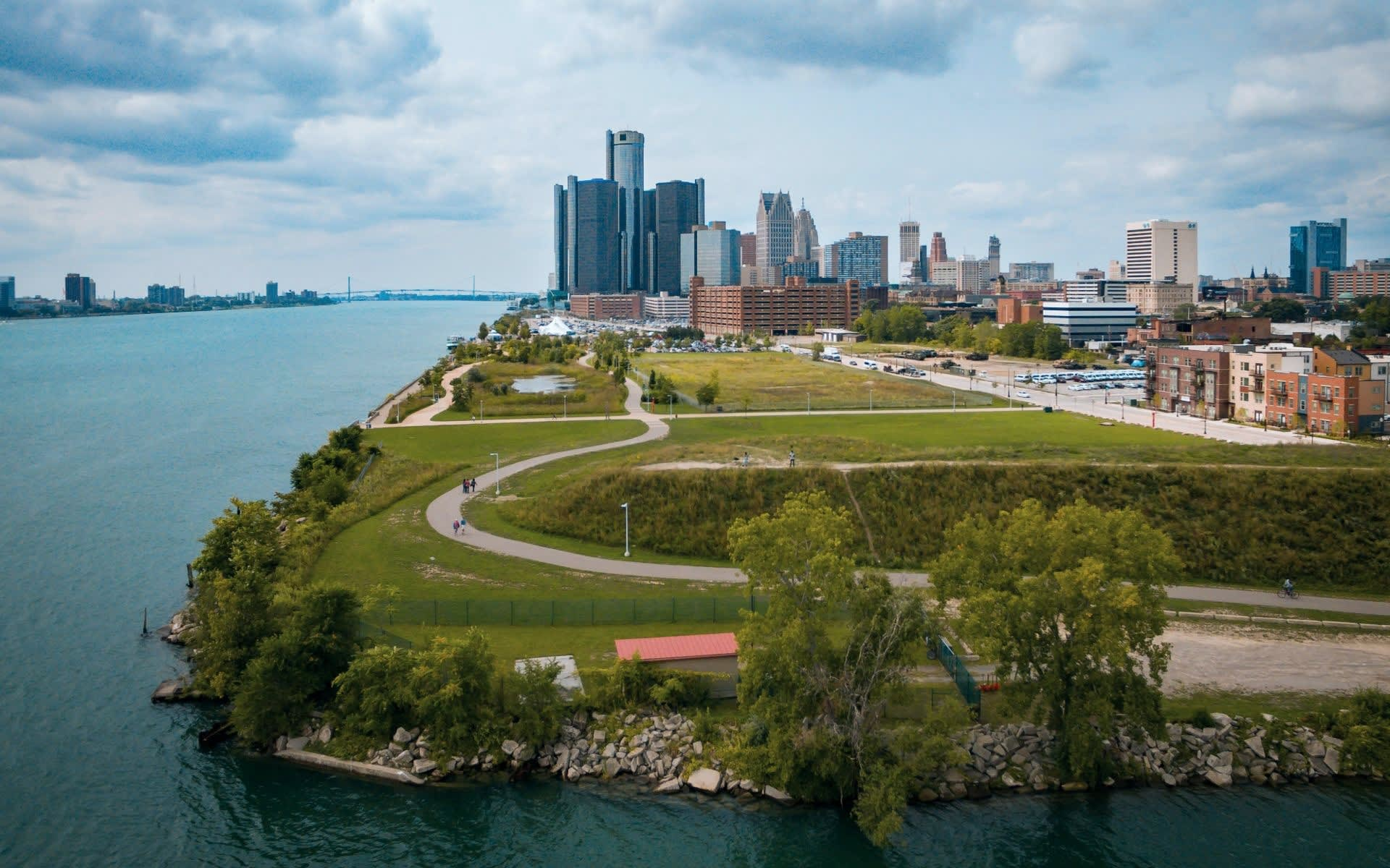 A Guide to Detroit's Best Parks