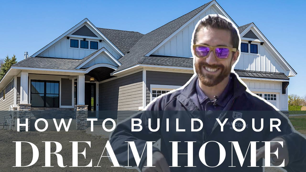 5 Steps to Building Your New Home | Matt's Guide to Understanding New Construction video preview
