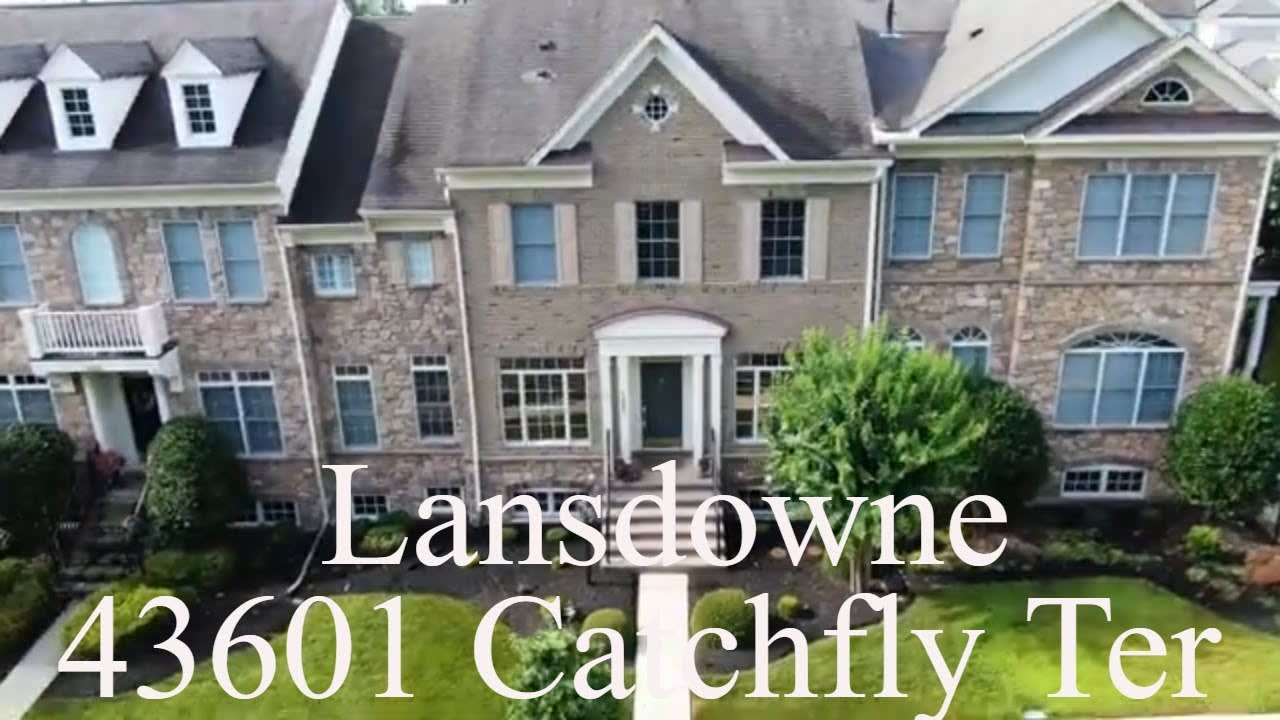 Leesburg Home for Sale: 43601 Catchfly Ter video preview