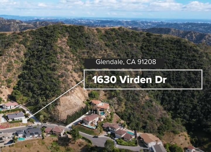 SOLD by Edwin Ordubegian | Gorgous Mid-Century Ranch Home | 1630 Virden Dr , Glendale video preview