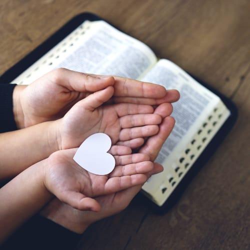 Why Samaritans Purse?