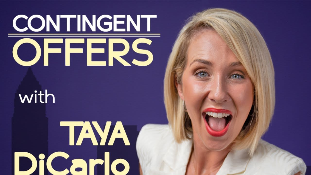 How to Buy a House with a CONTINGENT Offer in a Hot Sellers Market video preview