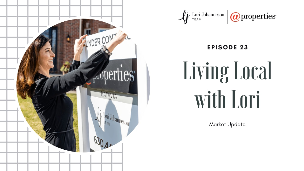 Living Local with Lori   Episode 23   Market Update video preview