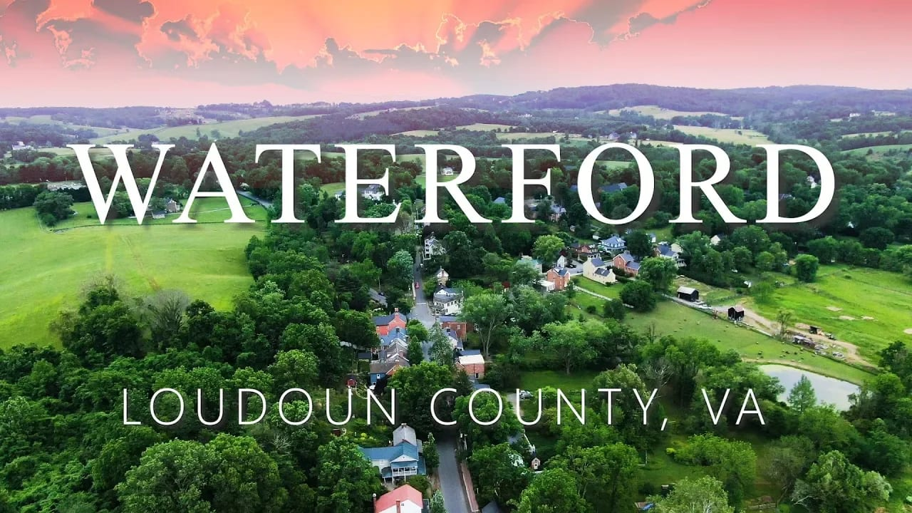 Waterford, VA video preview