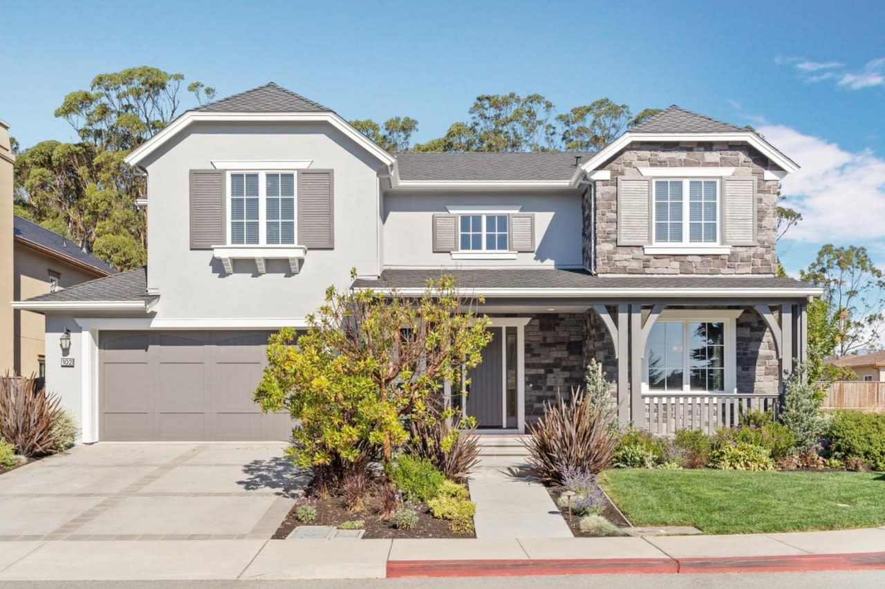 102 Carnoustie Drive, Half Moon Bay, California video preview