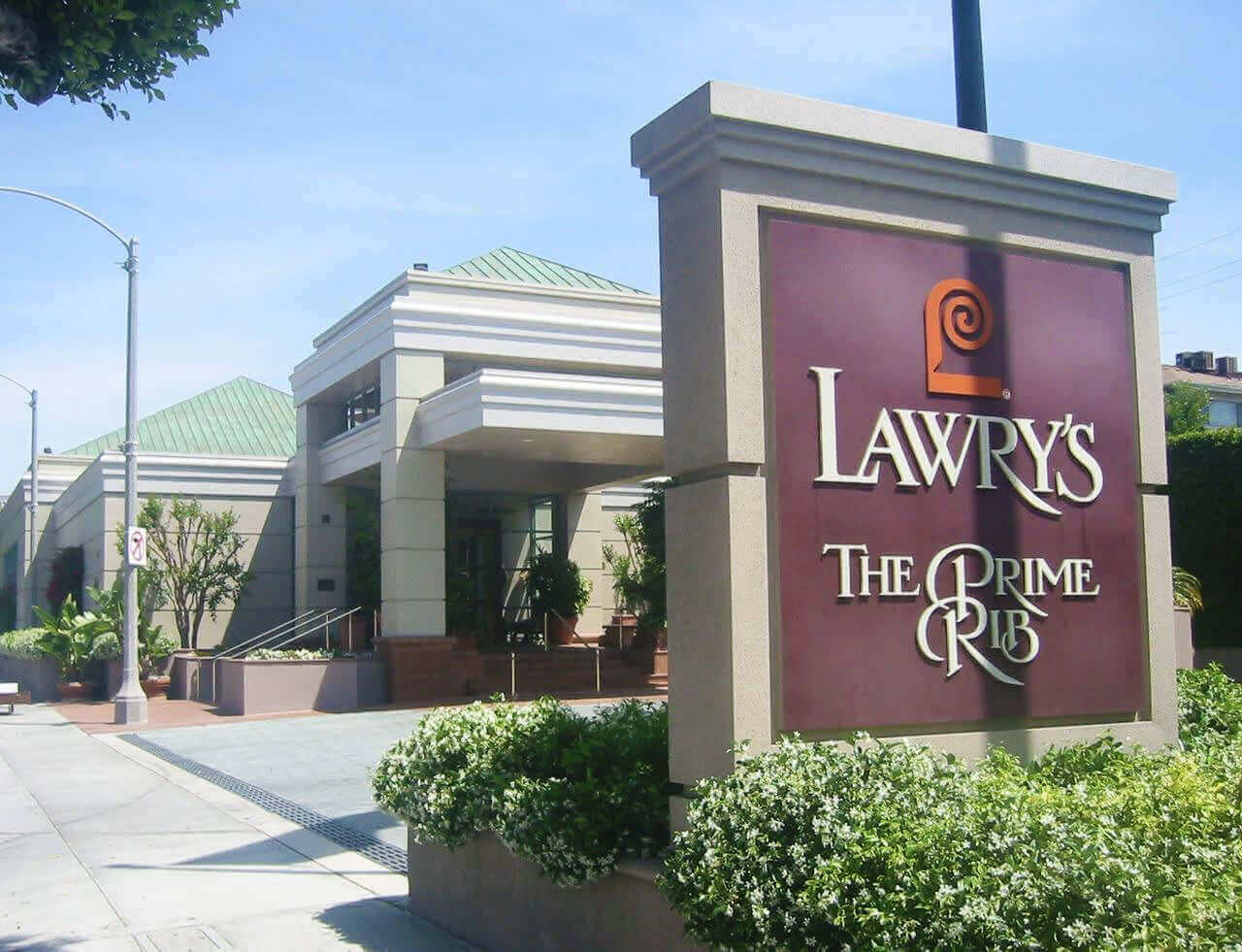 Classic Beverly Hills Restaurants