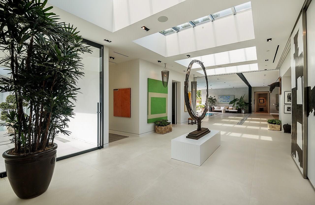 Furnished Trousdale Warm Modern Masterpiece
