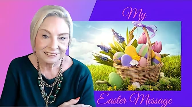 Sharing My Easter Message to All