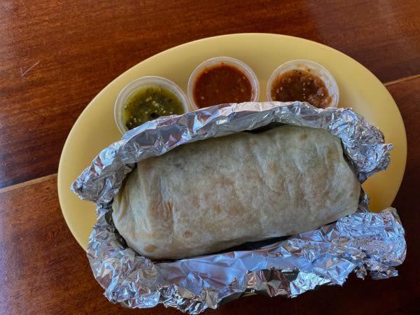 Santa Barbara's First Annual Burrito Week