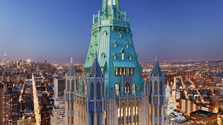 These Historic Buildings Are Now 5-star New York Residences