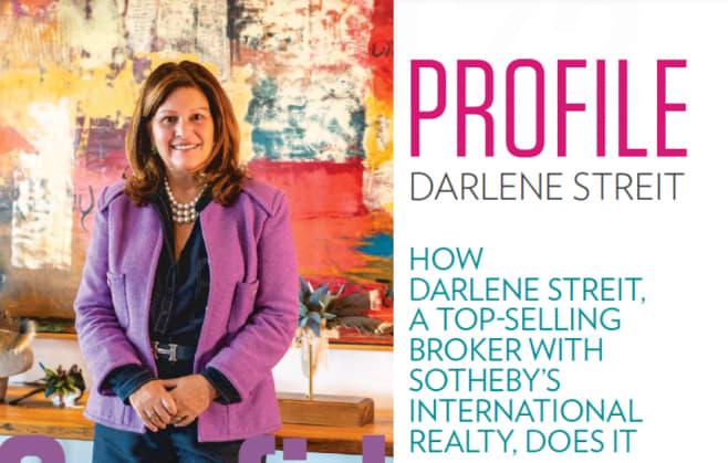Profile: Darlene Streit in Home - Santa Fe Real Estate Guide