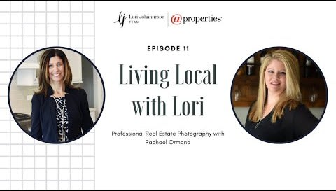 Living Local with Lori   Episode 11   Real Estate Photography with Rachael Ormond video preview