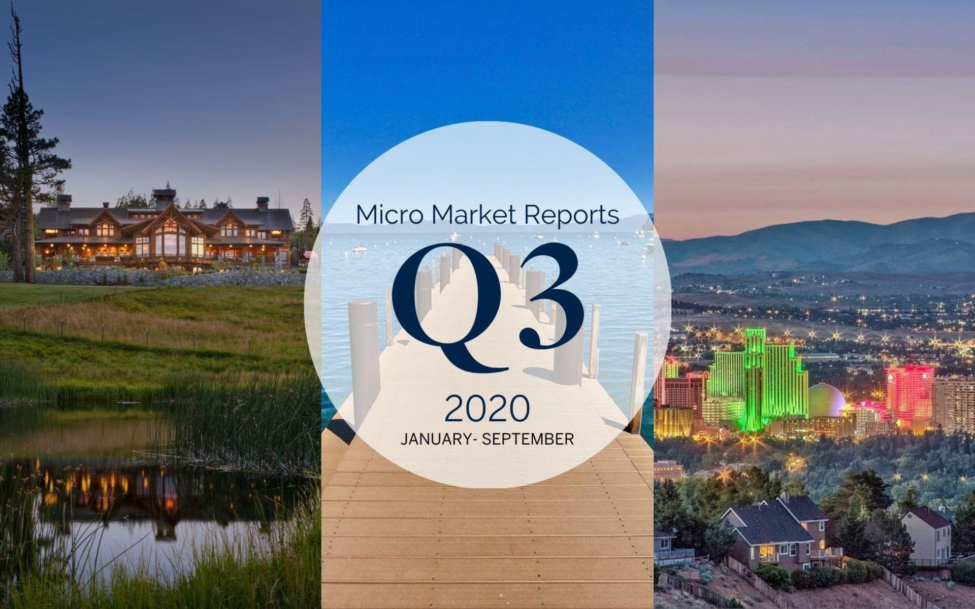 Third Quarter Tahoe Market Report