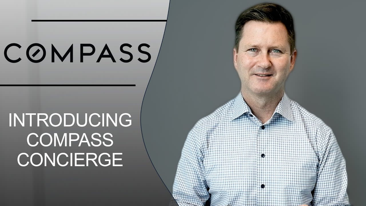 What Can the Compass Concierge Program Do for You? video preview
