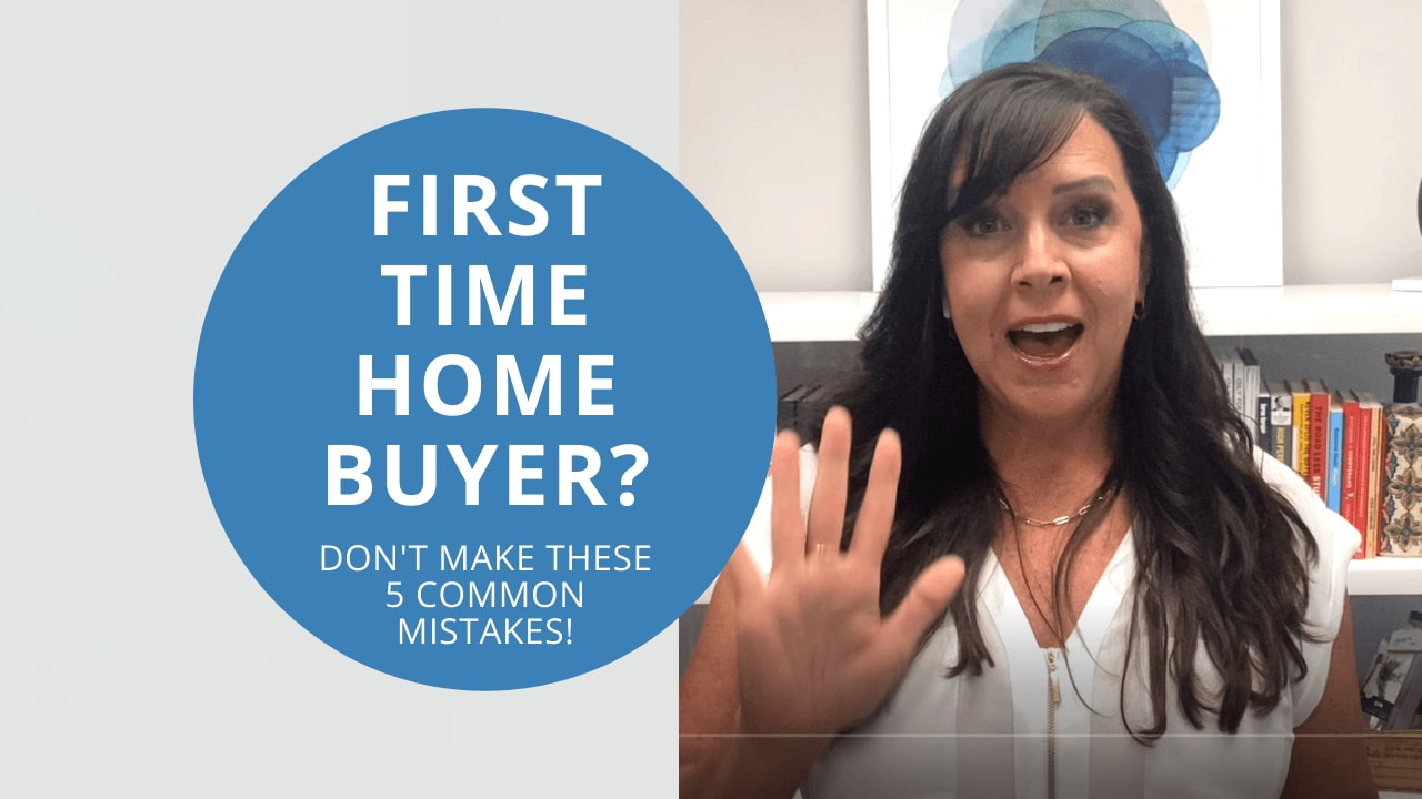 First-Time Home Buyers: Don't Make These 5 Common Mistakes video preview
