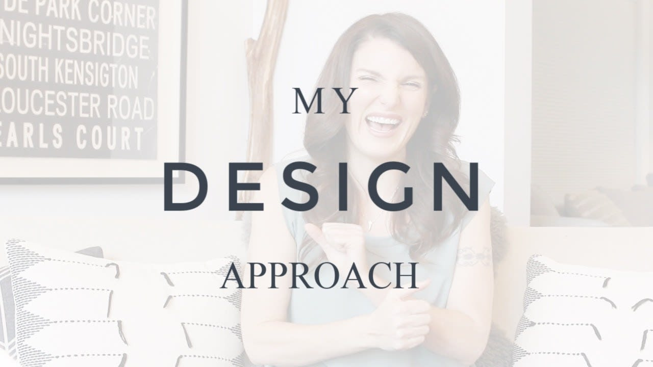 My Design Thinking + Design Process video preview