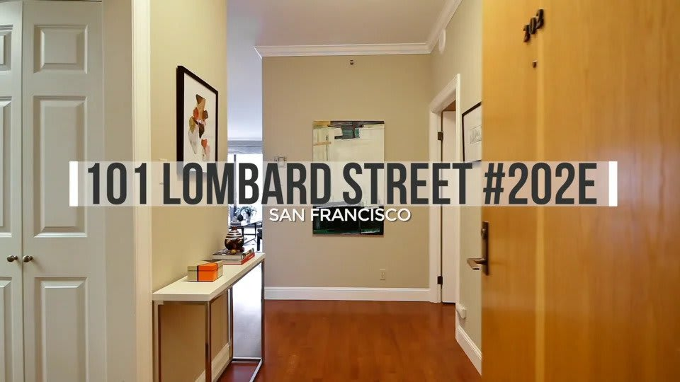 101 Lombard St. #202E video preview