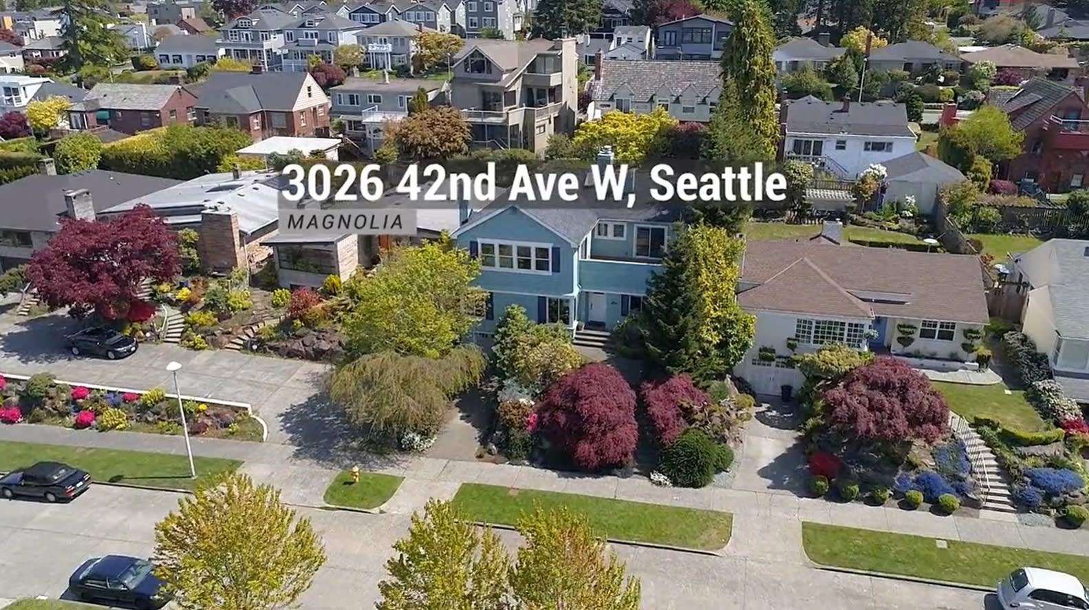 3026 42nd Ave W, Seattle | Magnolia video preview