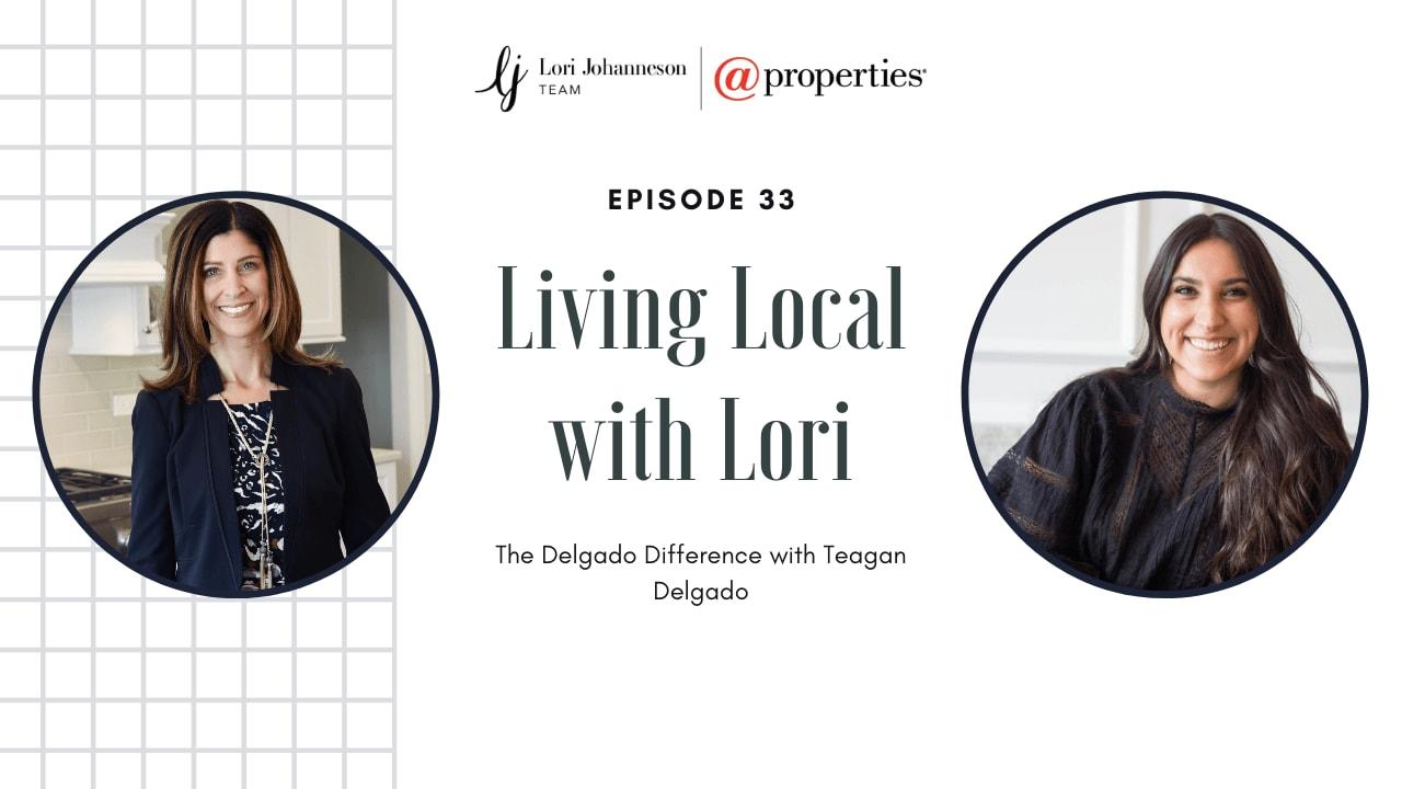 Living Local with Lori   Episode 33   The Delgado Difference with Teagan Delgado video preview