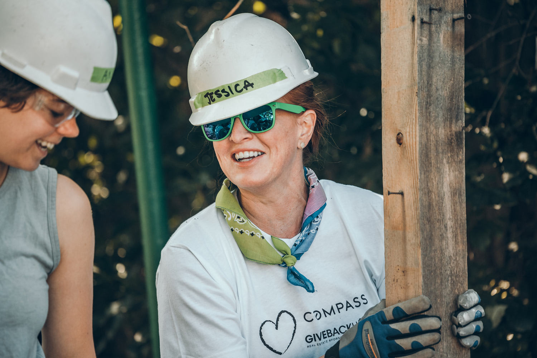 Jessica Northrop, Compass Denver, Northrop Group Giveback Homes