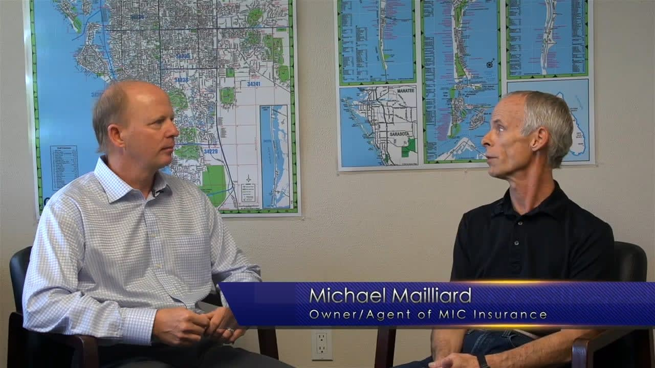 Expert hurricane insurance advice from special guest Mike Mailliard video preview