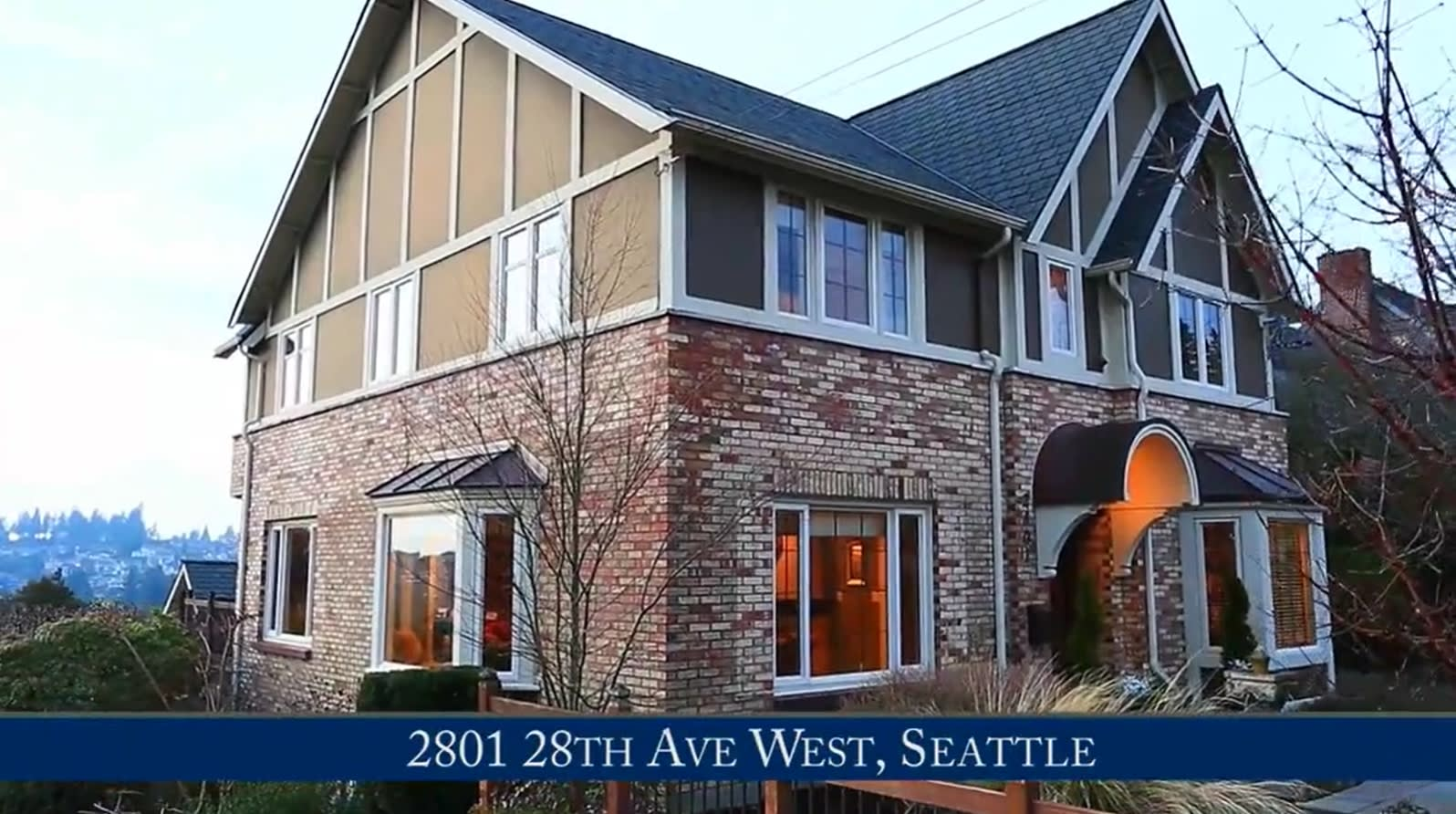 2801 28th Ave West, Seattle - Charming Magnolia video preview