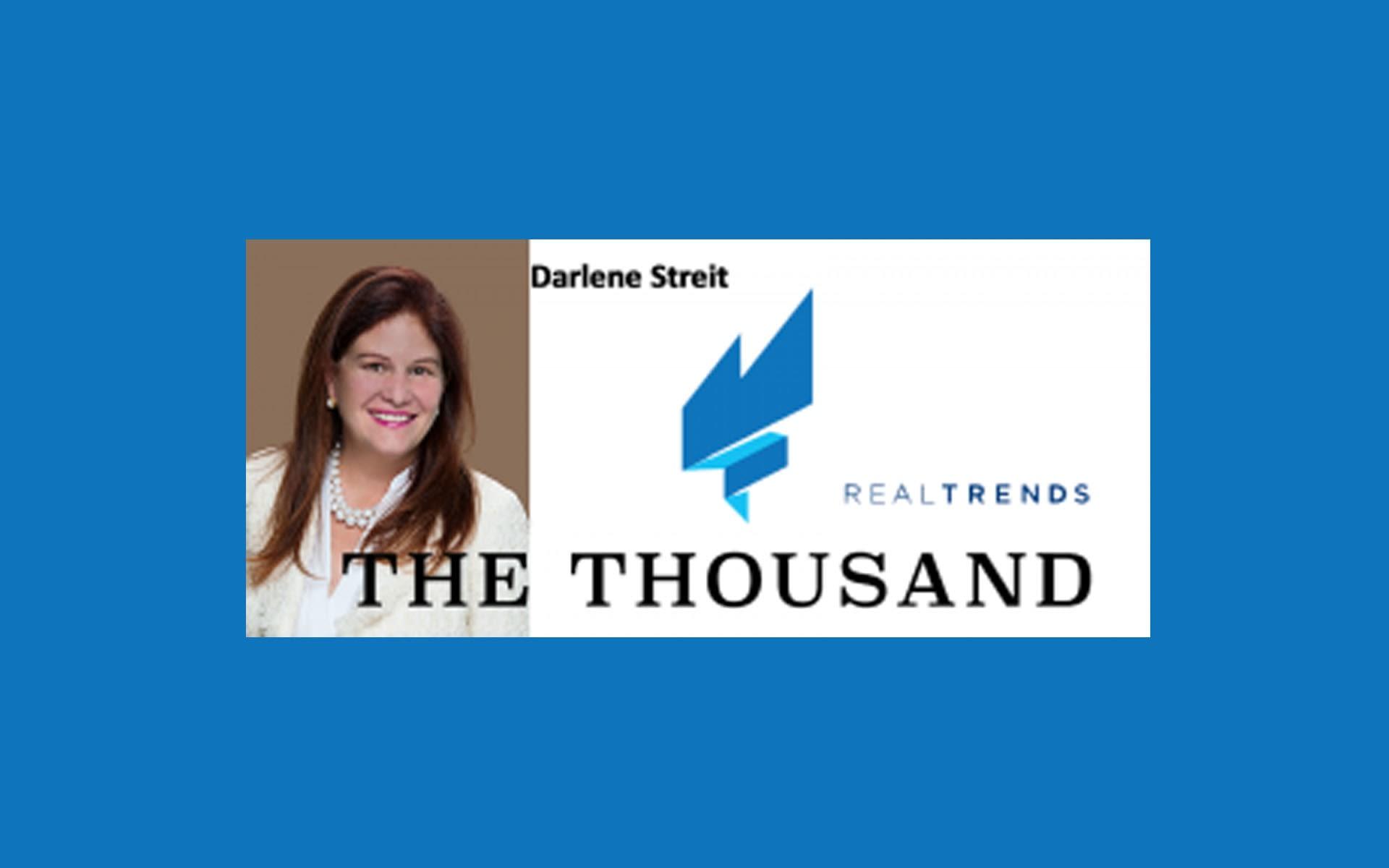 Darlene Streit – Santa Fe Real Estate Agent – Makes Elite List of Brokers