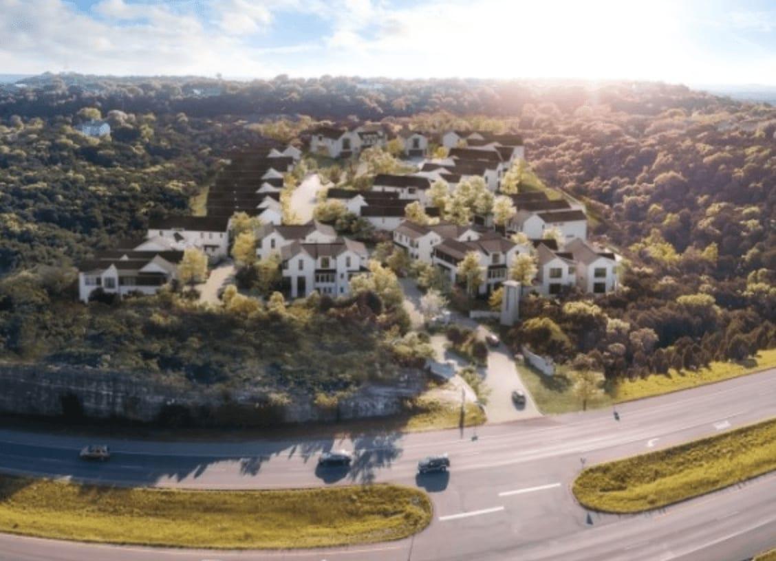 46-home development The Addie at Westlake breaks ground off Loop 360