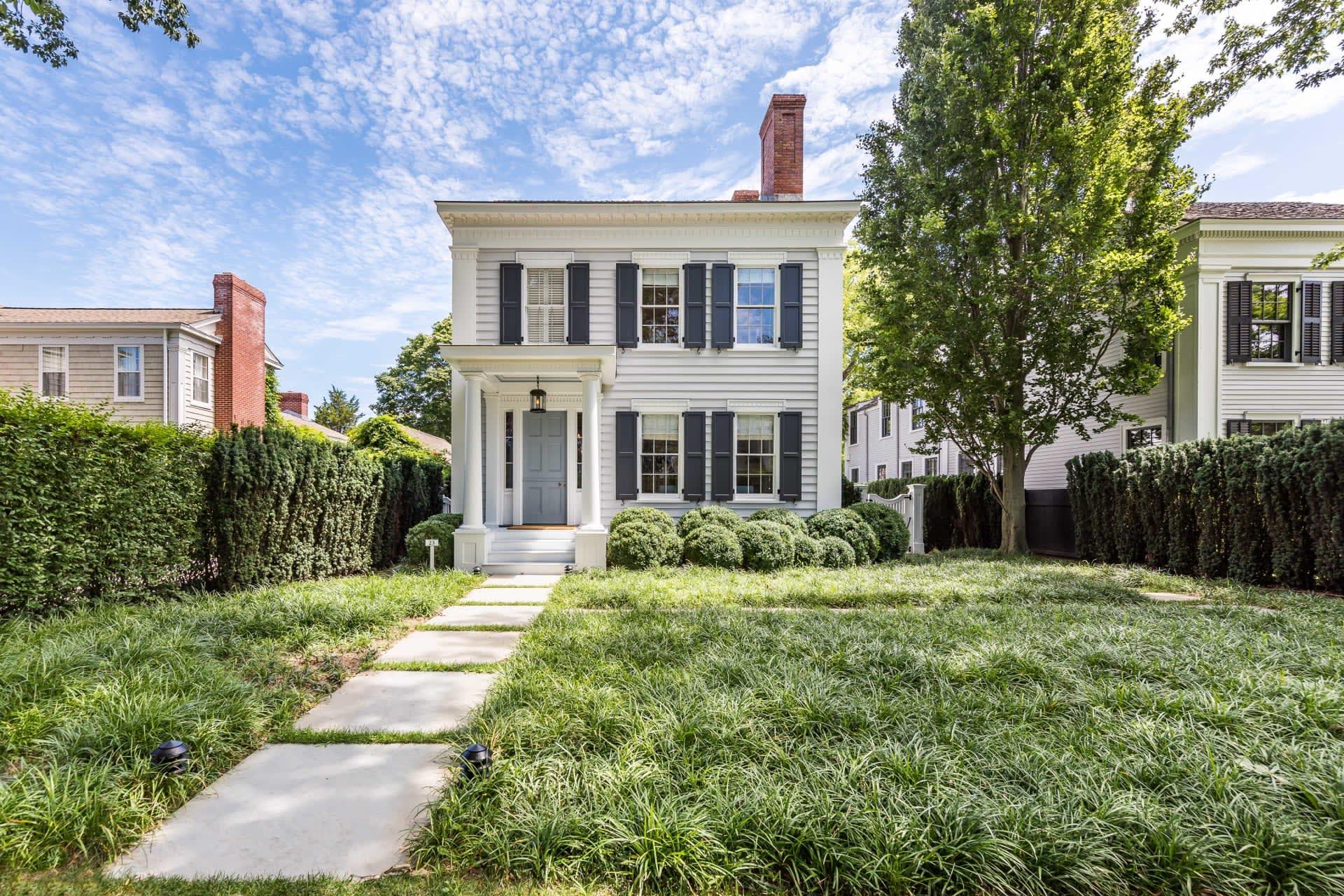 The Lanford Wilson House