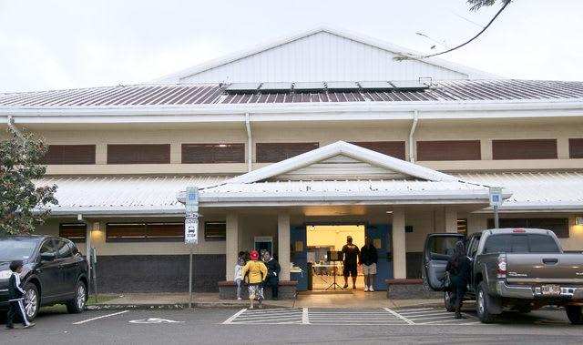 $3.18M Allocated to Improve Kilauea Gymnasium & More