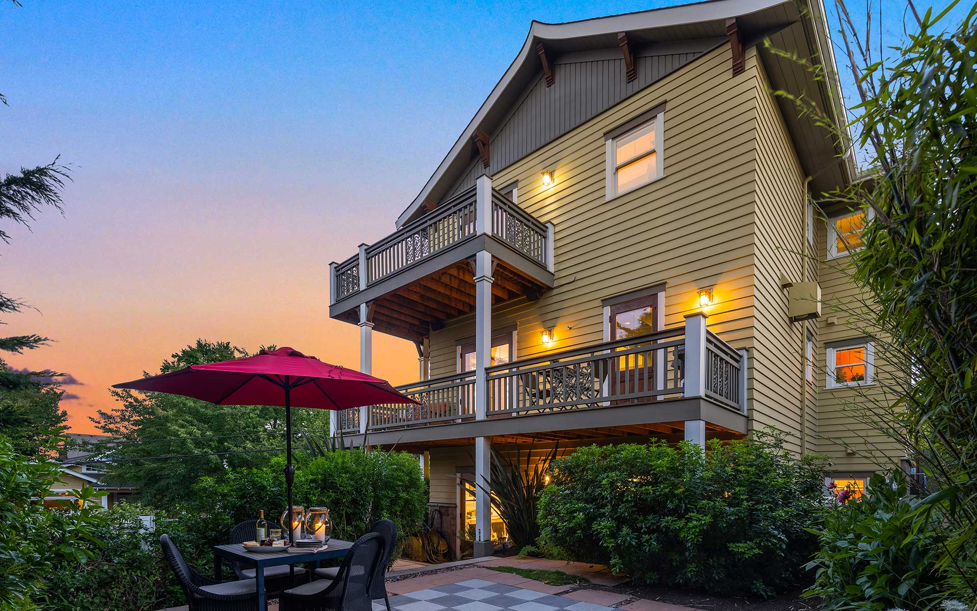 Thoughtfully Curated Custom Craftsman in Wallingford photo