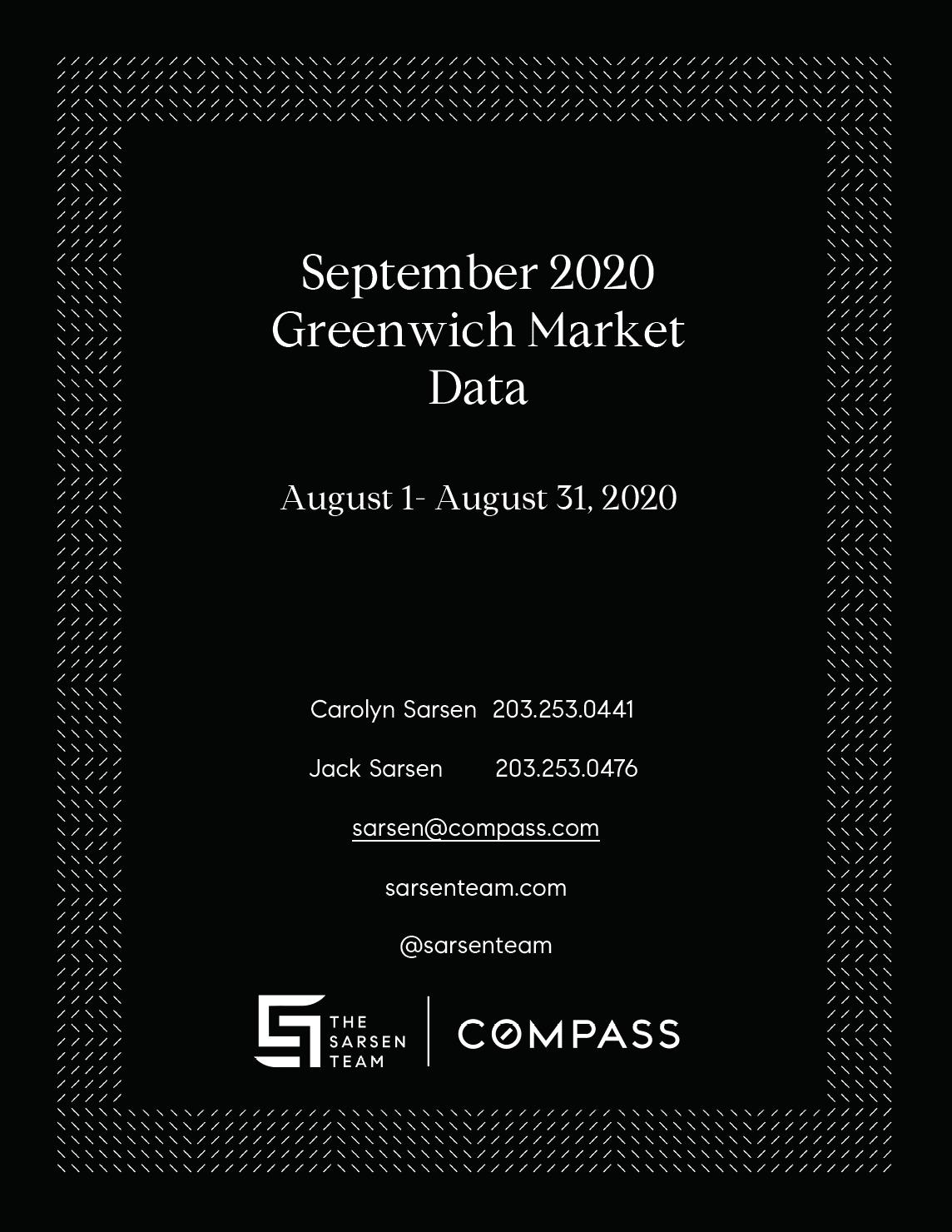 September Market Data