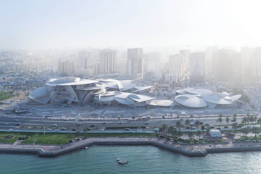 RESIDE | Jean Nouvel's Doha Masterpiece