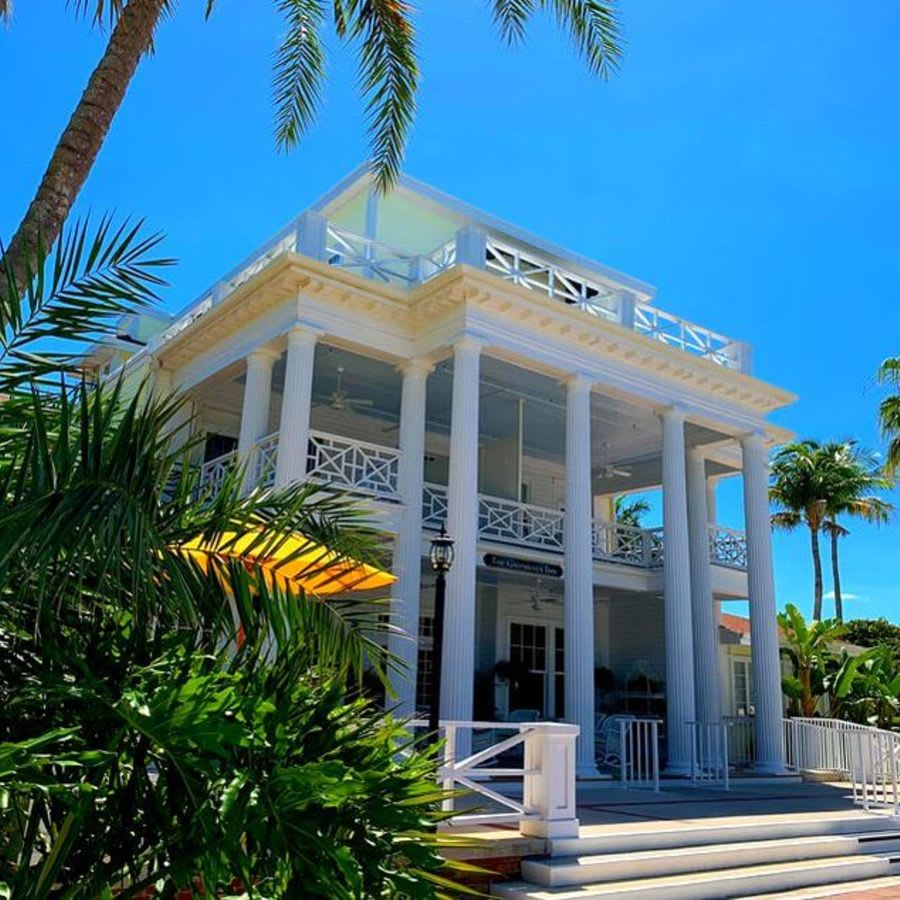 Why, of course you can, Old Sport: A Visit to Boca Grande, Florida