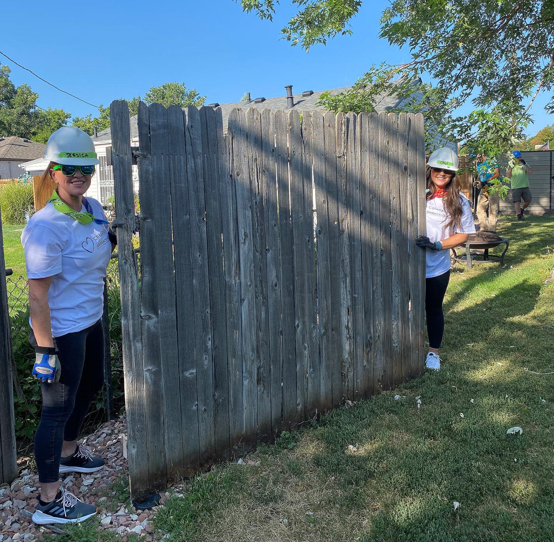 Jessica Northrop, Cali Forbes, Giveback Homes, Habitat for Humanity
