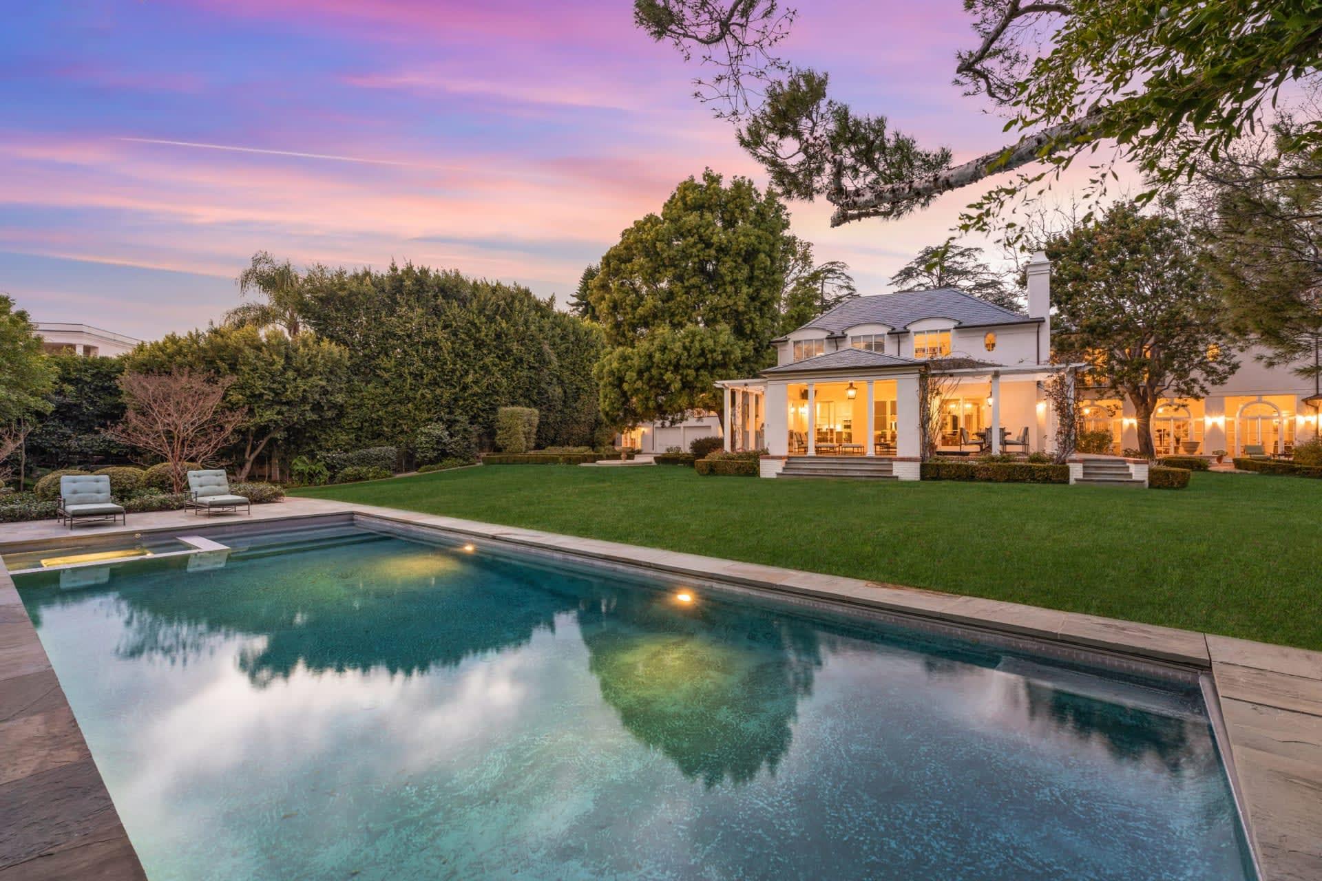 Stunning Holmby Hills Estate