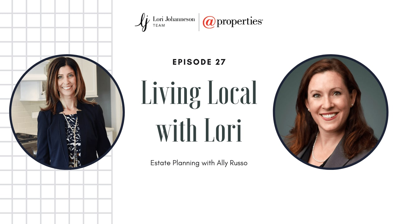 Living Local with Lori   Episode 27   Estate Planning with Ally Russo video preview