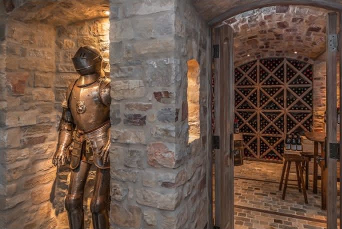 3 Benefits of Adding a Wine Cellar to Your Monterey Home