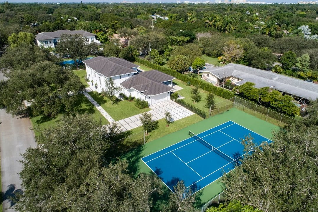Recently Built Modern Estate | 6355 SW 113 Street, Pinecrest video preview