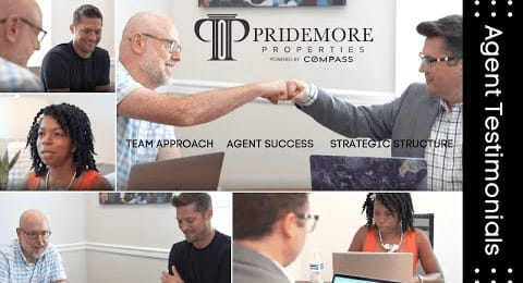 Agent Testimonials   What Is It Like Working On the Pridemore Properties Team, Compass Charlotte? video preview