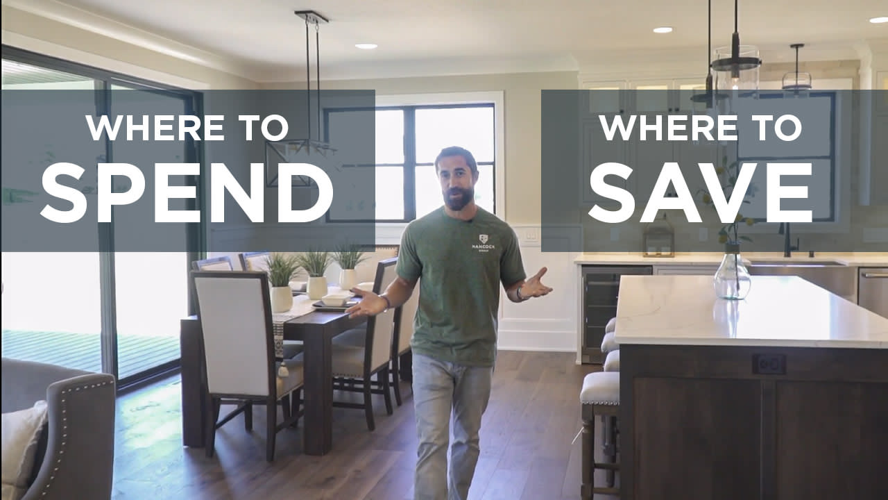 3 Ways to Save Money in New Construction (And Where You Should Be Spending It) video preview