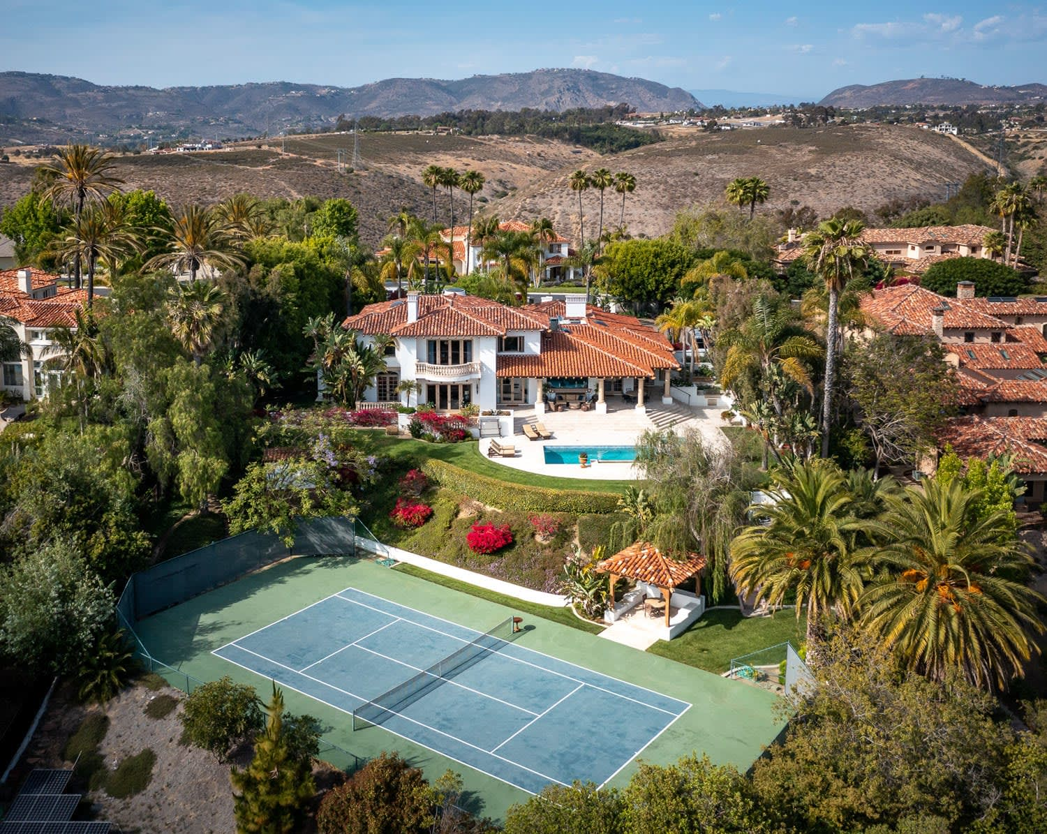 View from the Top 6063 Avenida Alteras, Fairbanks Ranch video preview