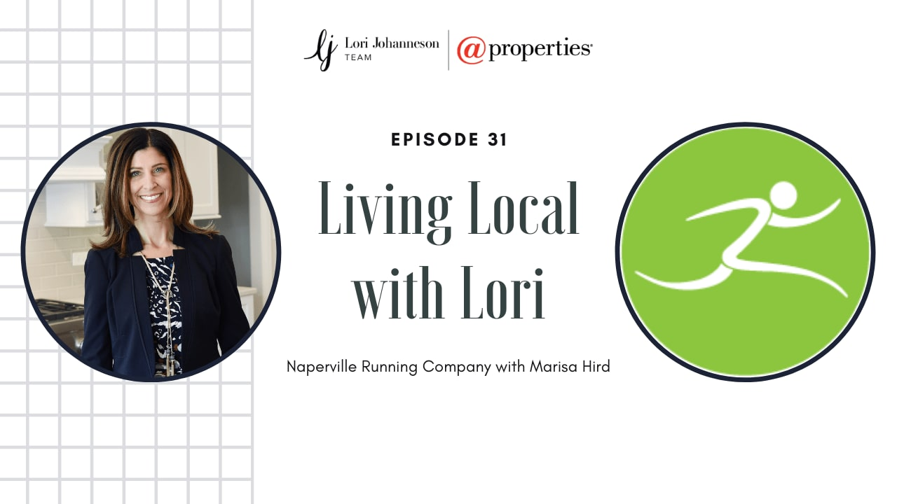 Living Local with Lori   Episode 31   Naperville Running Company with Marisa Hird video preview