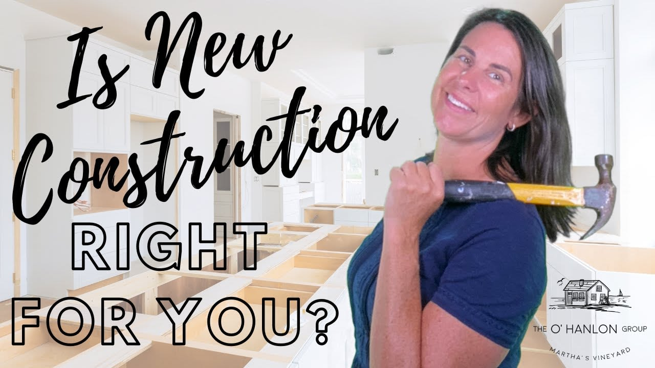 New Construction on Martha's Vineyard - Pros and Cons video preview
